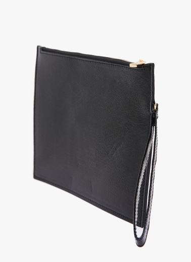 Koton Clutch / El Çantası Siyah